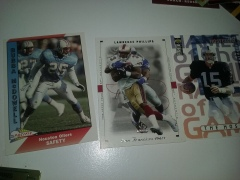 """The crazy: Lawrence Phillips, """"The Hoss,"""" and a guy named Bubba."""
