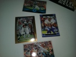 I did get some cool Panthers cards at least.
