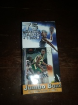 With an early Gary Payton card in the front, how could I not want it? The Glove is awesome.