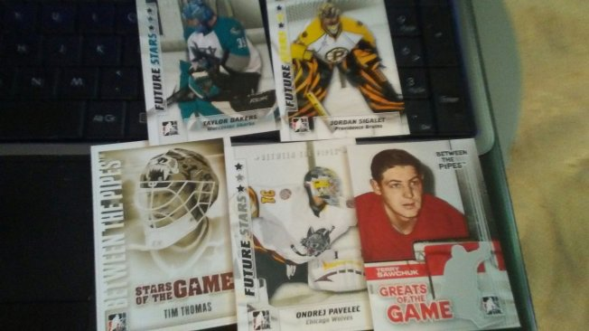 My second Terry Sawchuk card from this box. The other was the weird redemption.