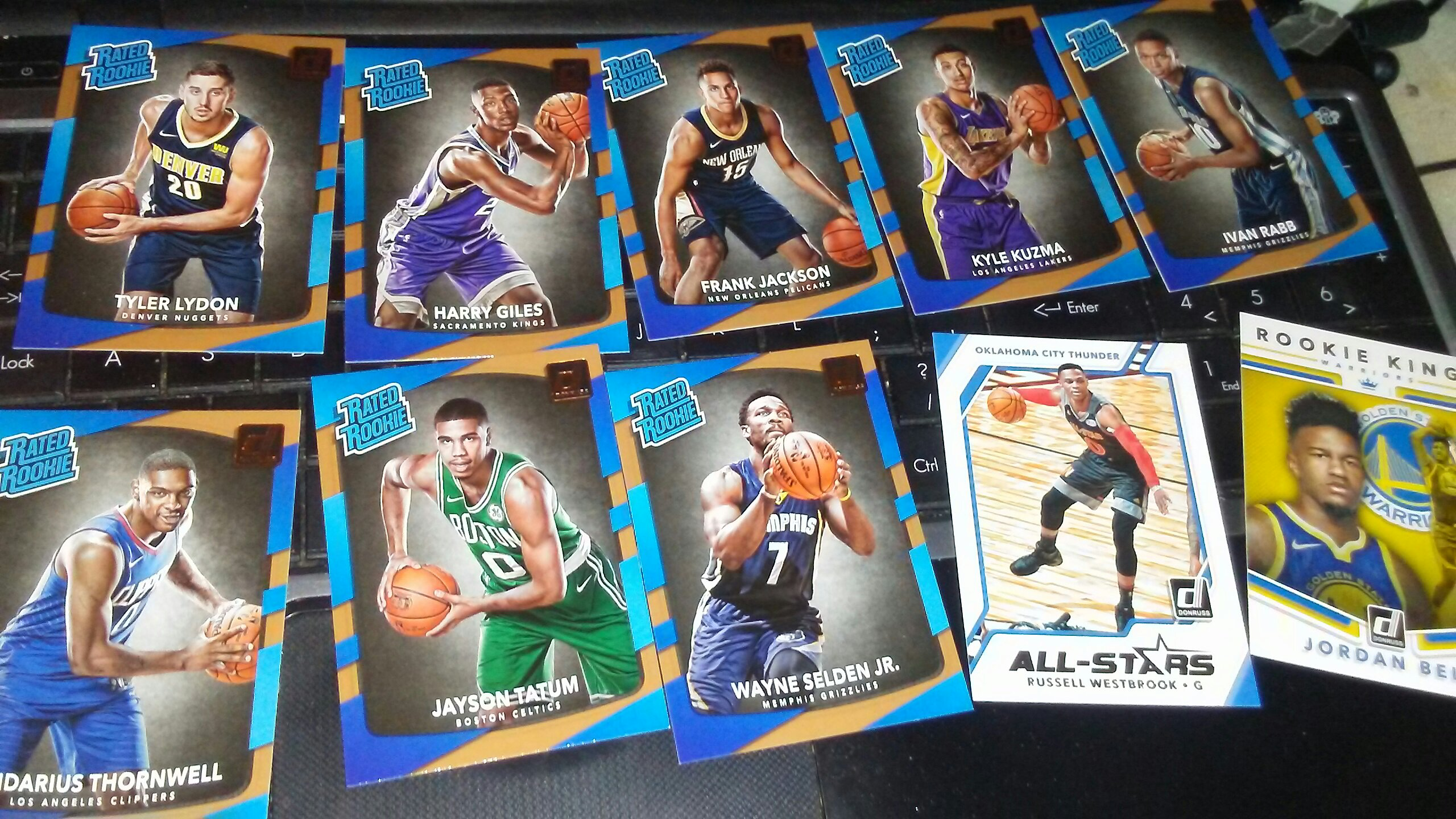 efe688484062ce The Grizz are one of my favorite basketball teams  then again I have a few  favorites. Jordan Bell has been getting a ton of hype and the Rookie Kings  cards ...